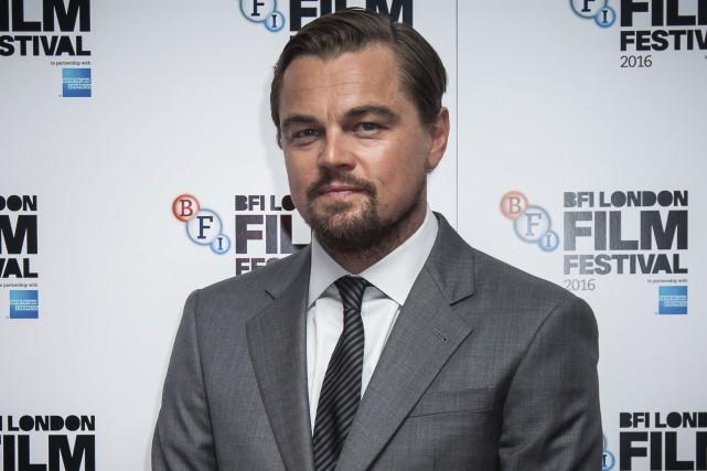 Leonardo DiCaprio avait notamment reçu un Picasso de... (AP, Vianney Le Caer)