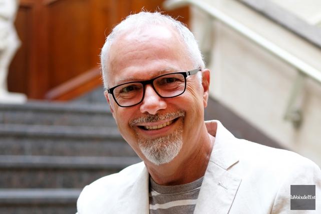 Conseiller municipal depuis 20 ans, Michel Mailhot a... (Alain Dion, La Voix de l'Est)