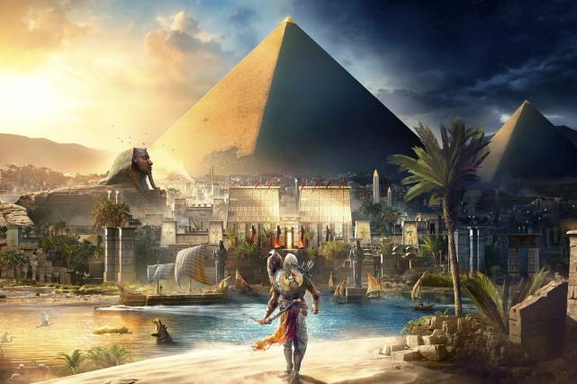 Le nouvel opus d'Assassin's Creed portera sur les... (fournie par Ubisoft)