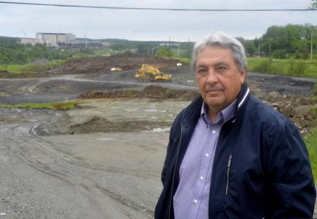 L'ex-maire de Fleurimont, Francis Gagnon, juge inacceptable qu'au-delà... (Spectre Média, Maxime Picard)