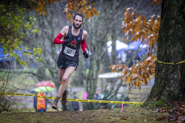 Alexandre Ricard, ex-membre du Rouge et Or cross-country, ... (fournie par Robert Lacasse)