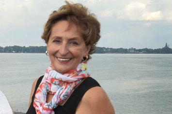 La présidente de Quai en fête, Clairette Biron.... (Sylvain Mayer)