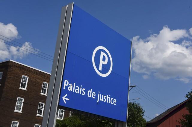 Palais de justice de Trois-Rivières... (François Gervais)