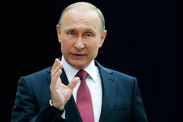 Tout en affirmant qu'il était «prématuré de parler... (Photo Alexander Zemlianichenko, Associated Press)