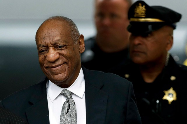 Bill Cosby étaitaccusé d'agression sexuelle sur Andrea Constand,... (AP, Matt Slocum)