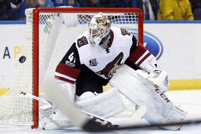 Mike Smith... (PHOTO ARCHIVES AP)