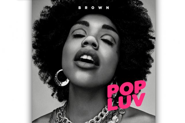Minialbum, hip-hop,POPLUV,Brown...