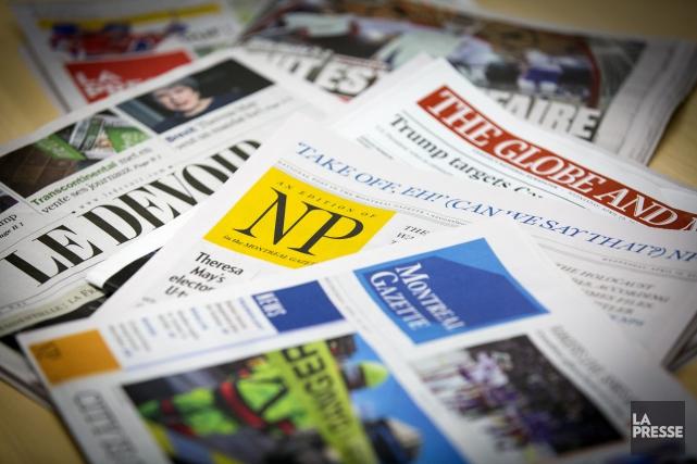 Les députés fédéraux ont exhorté le gouvernement fédéral... (Archives La Presse, Olivier Jean)