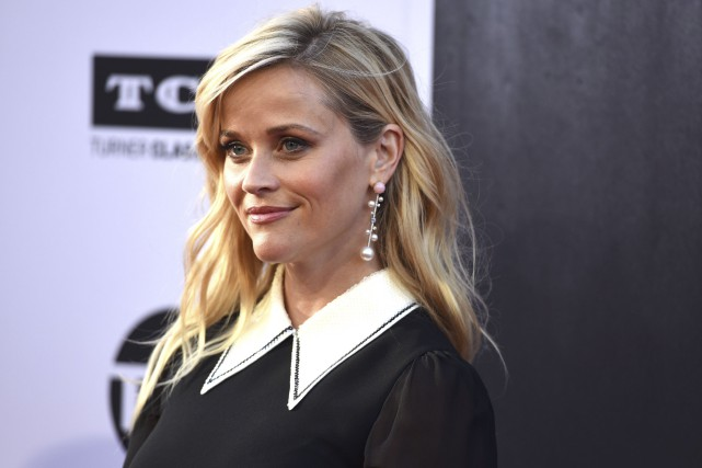 Reese Witherspoon... (Archives AFP, Robyn Beck)