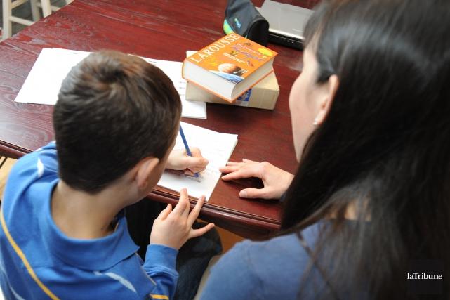 Si rien n'est joué pour les enseignants, les orthopédagogues du Québec... (Archives La Tribune, Maxime Picard)