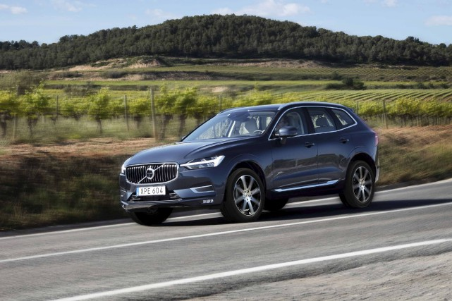 volvo xc60 2018 une volution logique ric lefran ois automobile. Black Bedroom Furniture Sets. Home Design Ideas