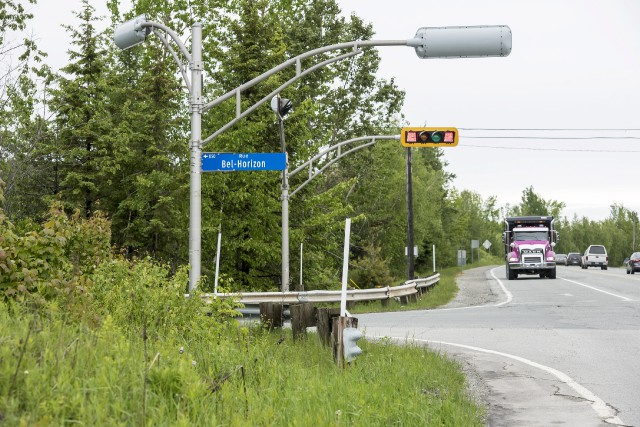 La Ville de Sherbrooke a accédé à la... (Spectre média, Jessica Garneau)