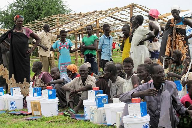 «Le Soudan du Sud, c'est la crise de... (Photo David Lewis, REUTERS)