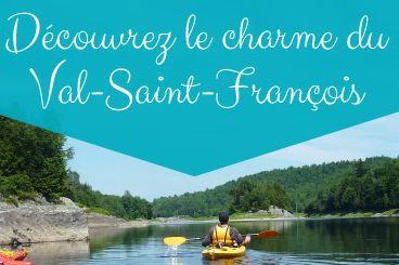 La MRC du Val-Saint-François est maintenant plus accessible avec son tout... (Photo tirée de Facebook)
