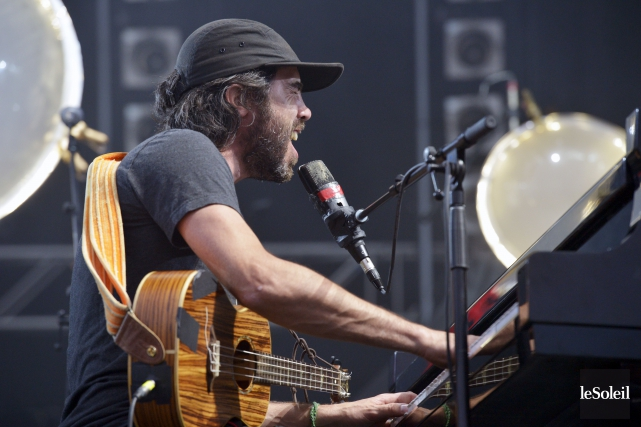 Patrick Watson... (Photo Jean-Marie Villeneuve, archives Le Soleil)