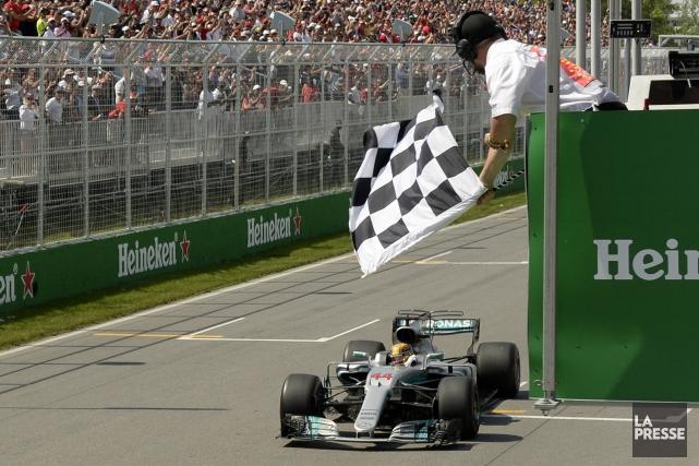 La saison prochaine, le Grand Prix du Canada... (PHOTO BERNARD BRAULT, LA PRESSE)