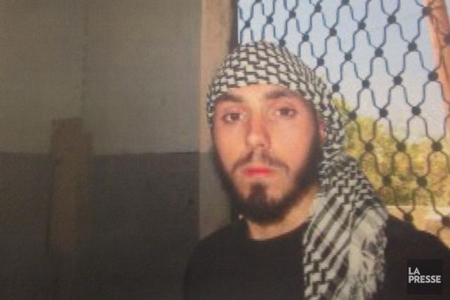 Ismaël Habib est allé en Syrie en 2013... (Archives, La Presse)