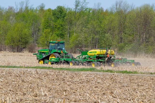 L'investissement en agriculture est une des stratégies qui... (Photo Alain Roberge, Archives La Presse)