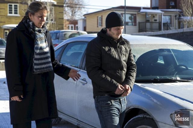 Stéphane Gingras avait été arrêté à Québec le... (Olivier Croteau)