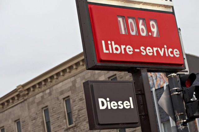 L'an dernier, les Québécois ont augmenté leur consommation... (Photo Olivier Jean, Archives La Presse)