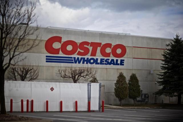 Le nouveau centre de distribution de Costco nécessitera... (Photo André Pichette, Archives La Presse)