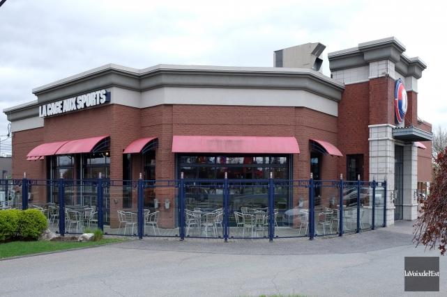 La Brasserie Daniel Lapointe s'installera dans les locaux... (archives La Voix de l'Est)