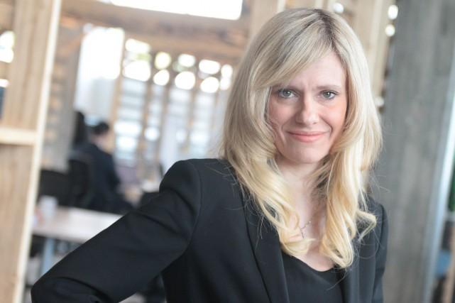 La directrice des communications du Centre d'innovation Bayview,... (Etienne Ranger, Le Droit)