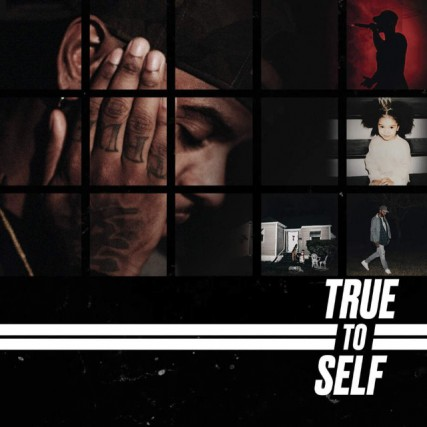 True to Self, de Bryson Tiller... (image fournie par RCA Records)