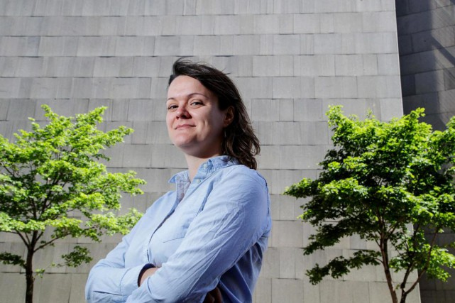 La professeure de philosophieJoëlle Tremblay propose un essai... (PHOTO ALAIN ROBERGE, LA PRESSE)