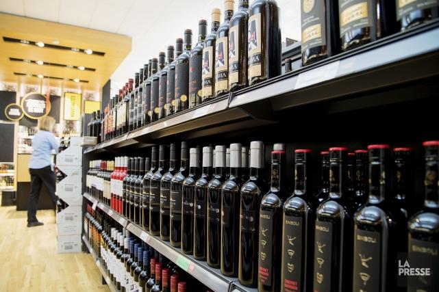 Depuis quelques mois, la Société des alcools du... (La Presse)