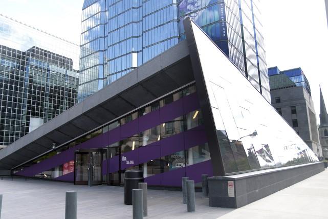 Le Musée de la Banque du Canada est... (Etienne Ranger, Le Droit)