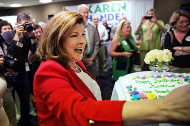 La républicaine Karen Handel conserve le siège qui... (AP)