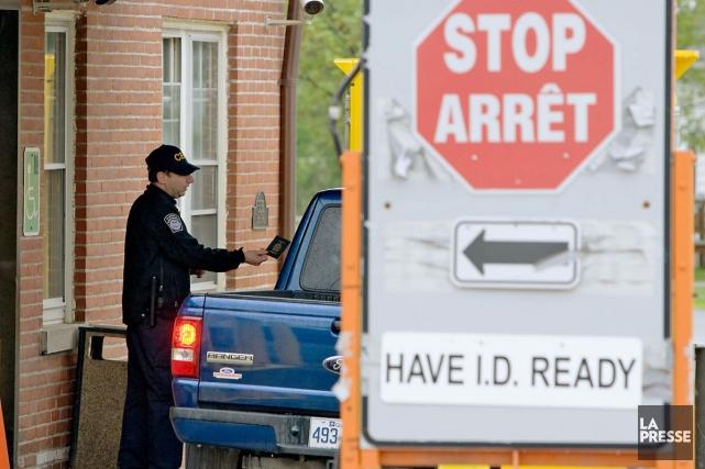 Un Montréalais soupçonné d'avoir apporté illégalement au Canada des armes de... (Photo Alain Roberge, archives La Presse)