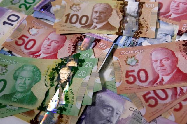 L'argent est de plus en plus remplacé par... (Photo Pawel Dwulit, archives Bloomberg.)