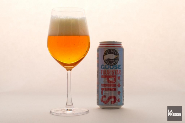 Goose Island, Four Star Pils... (Photo Olivier Jean, La Presse)