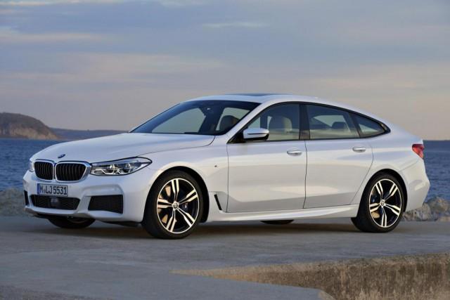 La BMW Série 6 GT... (PHOTO FOURNIE PAR LE CONSTRUCTEUR)