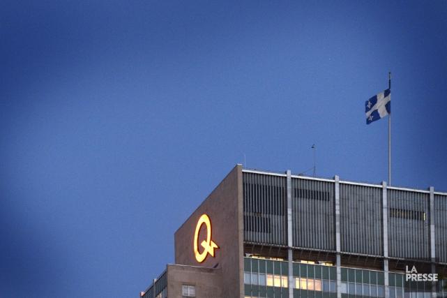 Hydro-Québec va contester la demande d'injonction, a précisé... (PHOTO BERNARD BRAULT, ARCHIVES LA PRESSE)