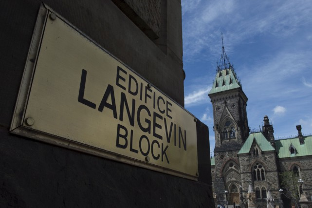 L'ancien député conservateur québécois Hector-Louis Langevin est considéré... (La Presse canadienne)