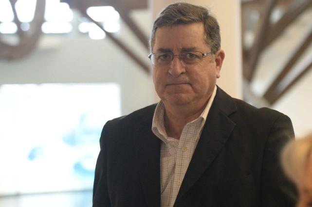 L'ex-directeur des équipements de l'UQTR, Alain Fournier.... (Sylvain Mayer, Le Nouvelliste)