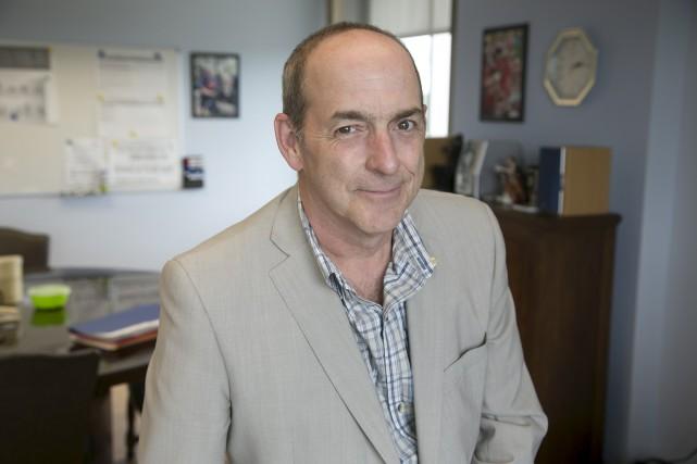 Directeur général de la CSRS depuis juillet 2015,... (Spectre Média, René Marquis)