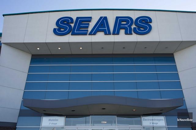Sears Canada et certaines de ses filiales ont... (Photo: Sylvain Mayer Le Nouvelliste)