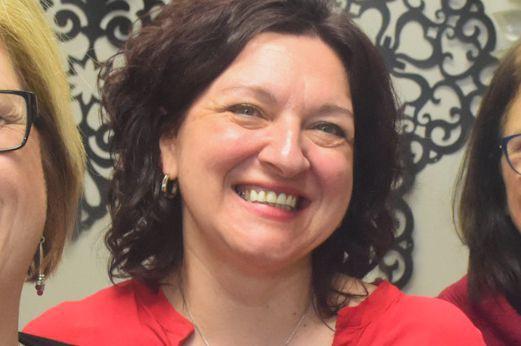 Lucie Allard, directrice générale du CPE Chez-Moi Chez-Toi.... (François Gervais)