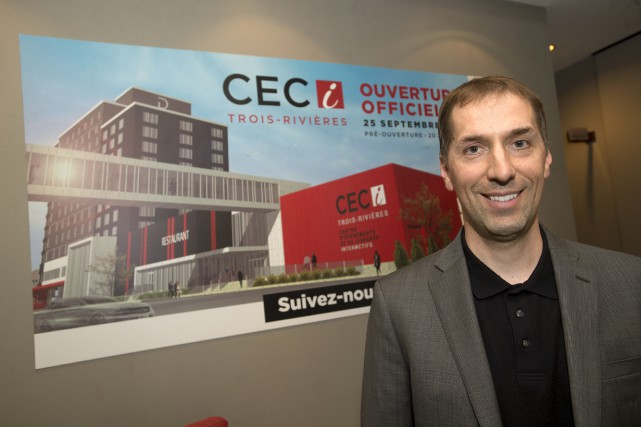 Le président de la Société immobilière G3R, Carl... (Stéphane Lessard)