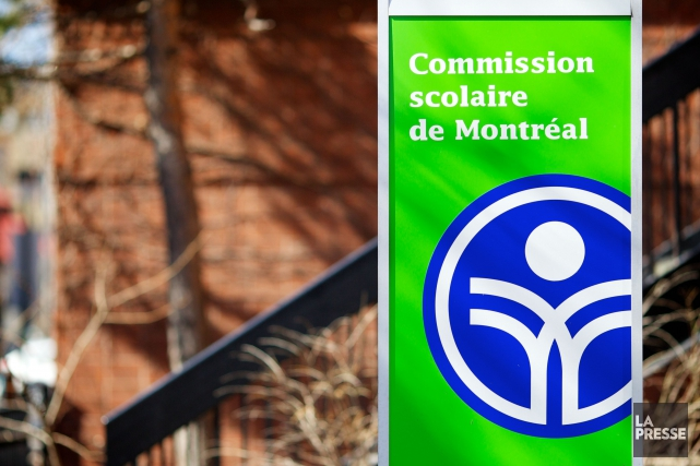 La Commission scolaire de Montréal entend se réapproprier... (Photo Sarah Mongeau-Birkett, Archives La Presse)