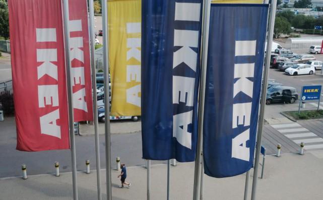 L'ouverture du centre de distribution d'IKEA à Beauharnois... (PhotoRussell Boyce, Archives Reuters)