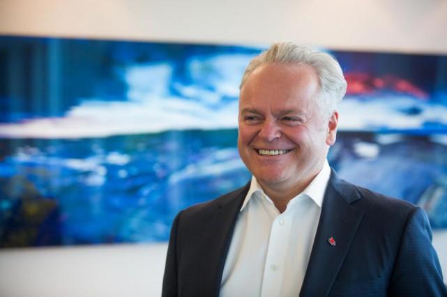 Serge Maltais, président et chef de la direction... (Photo Olivier PontBriand, La Presse)