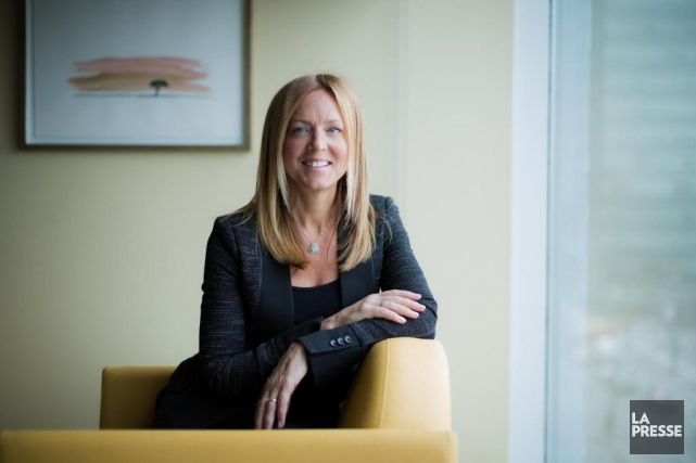 La présidente de l'Union des artistes, Sophie Prégent,... (PHOTO ÉDOUARD PLANTE-FRÉCHETTE, ARCHIVES LA PRESSE)
