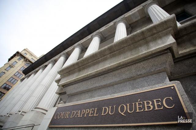 Après avoir nommé quatre nouveaux juges pour la Cour supérieure du Québec en... (PHOTO SARAH MONGEAU-BIRKETT, ARCHIVES LA PRESSE)