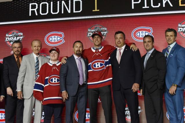 Ryan Poehling est le 1er choix du Canadien... (Photo David Banks, USA TODAY Sports)