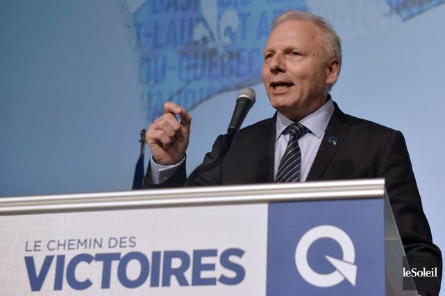 Le chef du Parti québécois, Jean-François Lisée.... (Photo archives Le Soleil)